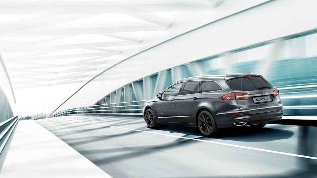 2019 Ford Mondeo update