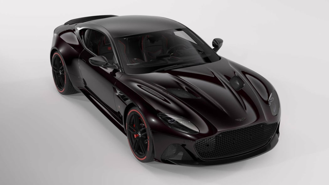 Aston Martin DBS Superleggera Tag Heuer Edition