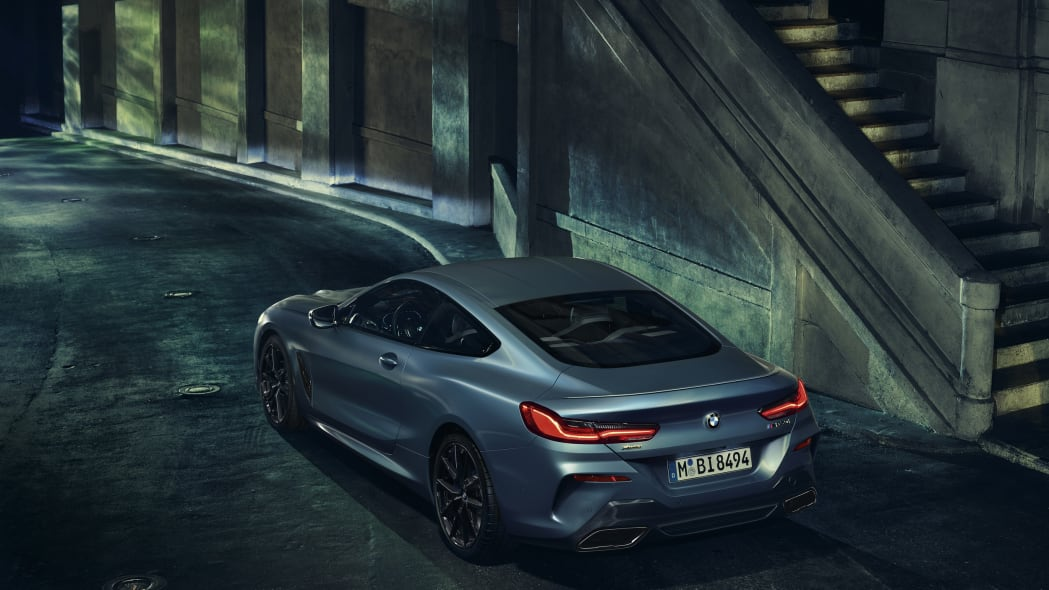 BMW M850i xDrive First Edition Coupe