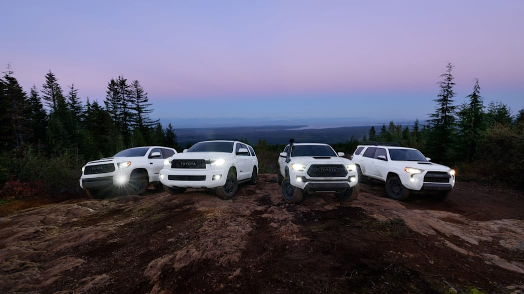 Toyota Adds Sequoia and Tundra Double Cab to updated 2020 TRD Pro Lineup