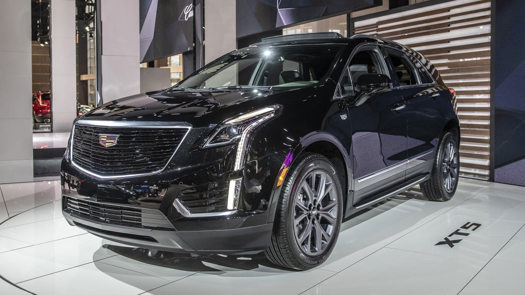 2019 Cadillac XT5 Sport Package