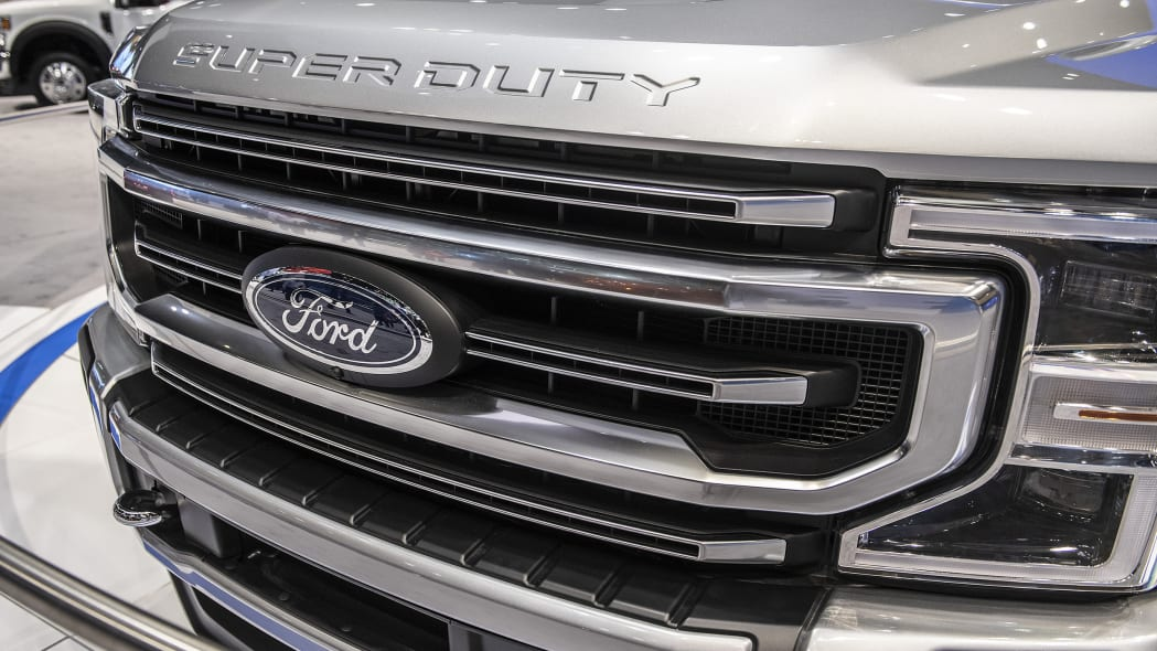 2019 Chicago Auto Show Truck Grilles