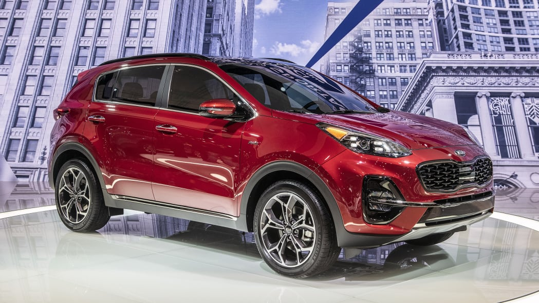 2020 Kia Sportage: Here's a look at this updated compact crossover