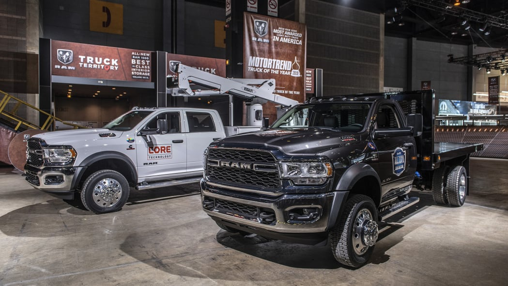 2019 Ram HD Chassis Cab
