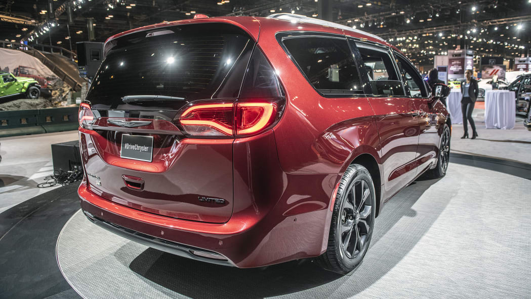 2019 Chrysler Pacifica 35th Anniversary Edition