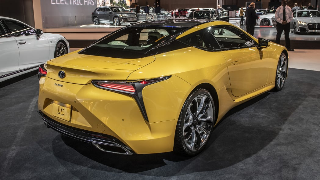 Lexus LC500 Inspiration Series