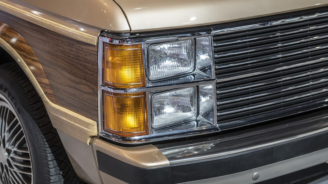 1984 Plymouth Voyager