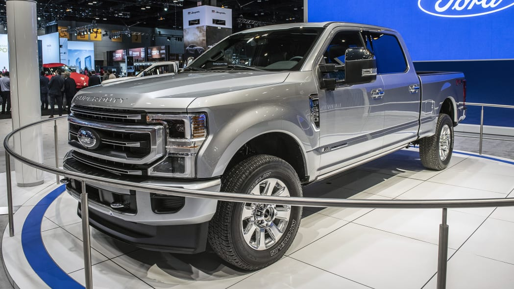 2020 Ford F-Series Super Duty