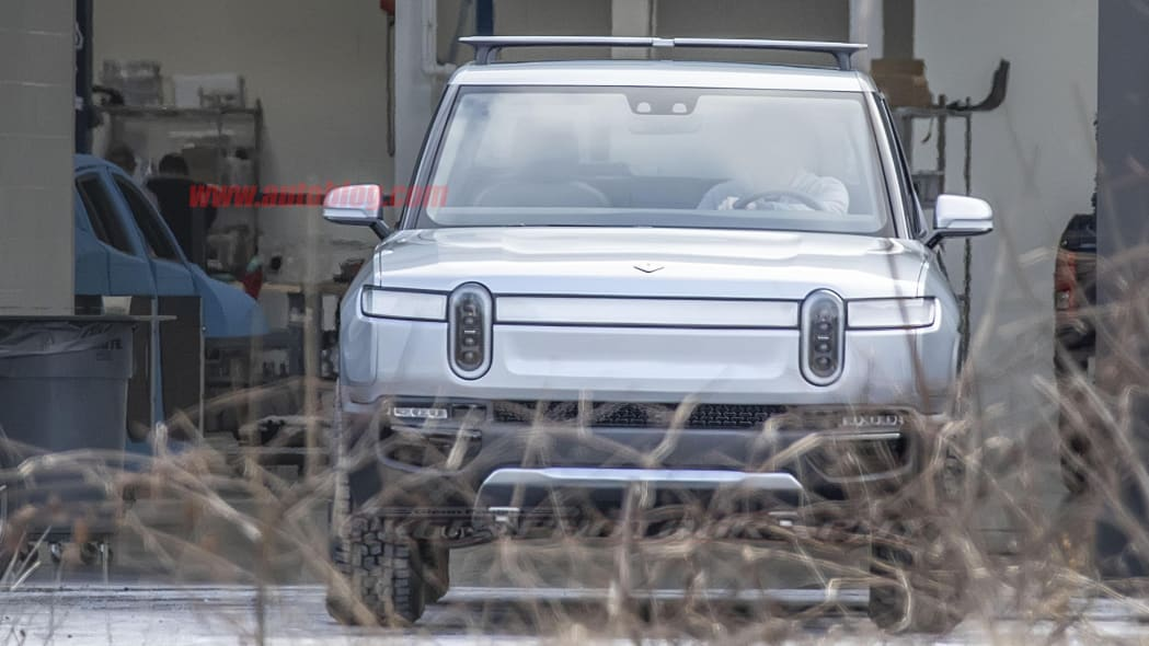 Rivian Rally Hatchback prototype