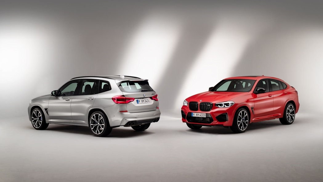2020 BMW X3 M and X4 M