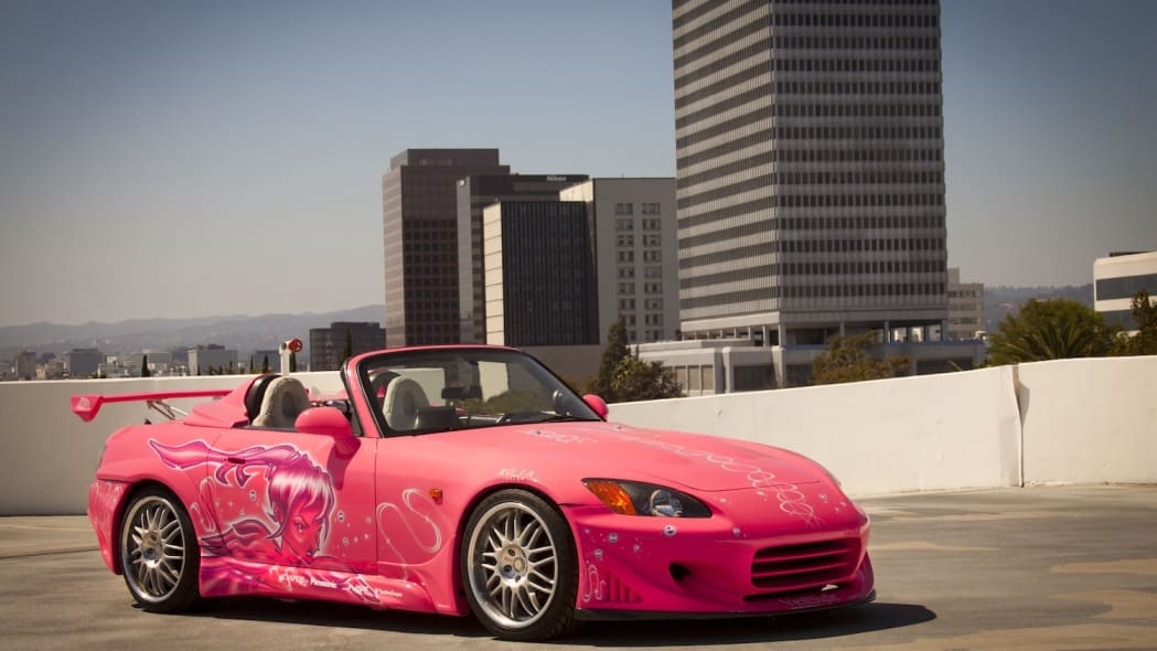 """2001 Honda S2000 from """"2 Fast 2 Furious"""""""
