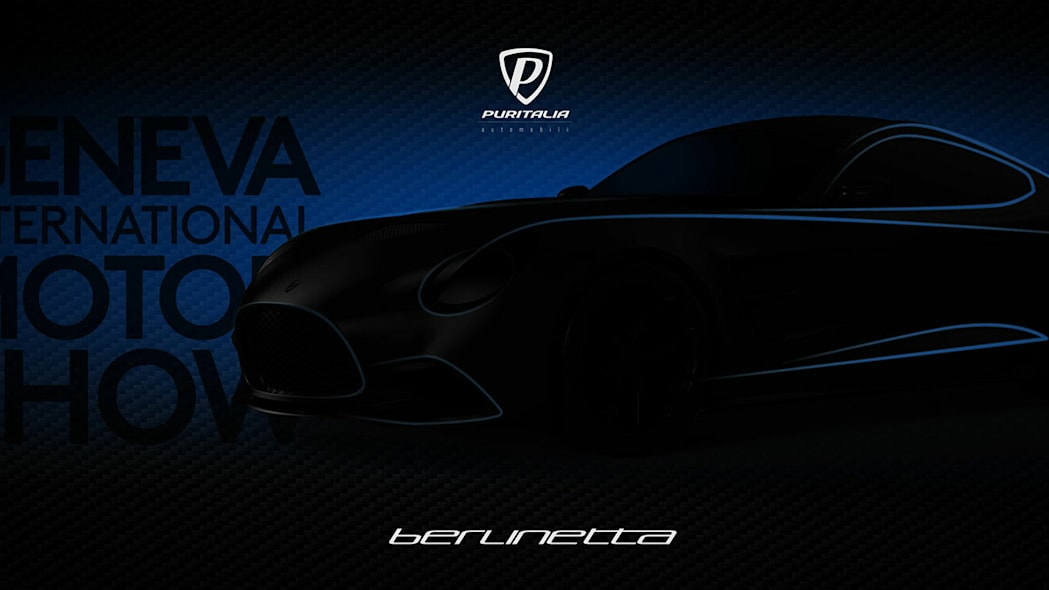 Puritalia Automobili Berlinetta