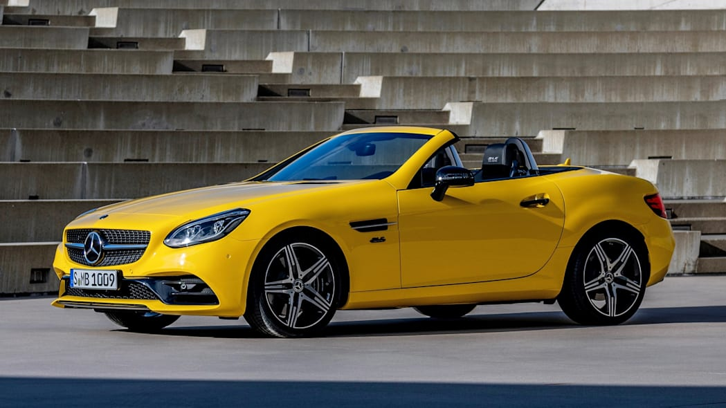 2020 Mercedes-Benz SLC 300 Final Edition