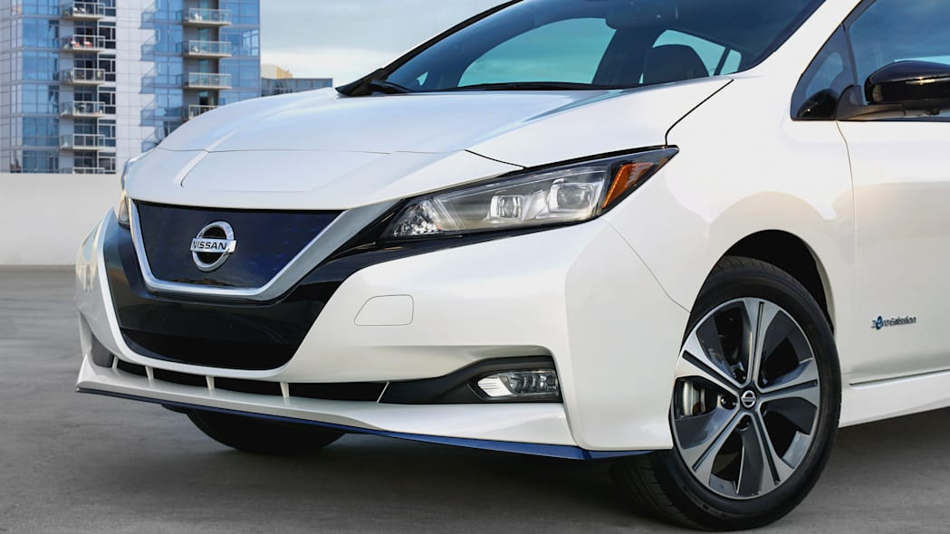 2019 Nissan Leaf Plus first drive