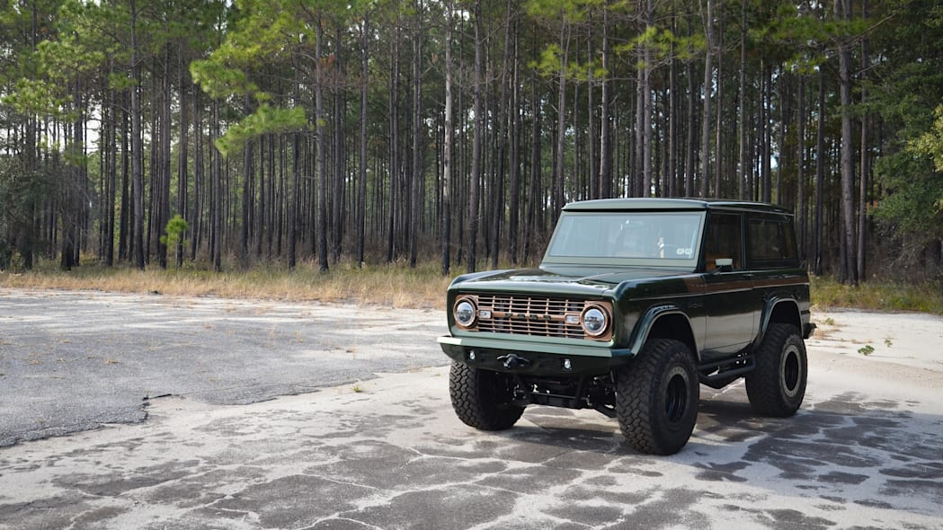 Velocity Restorations Ford Bronco