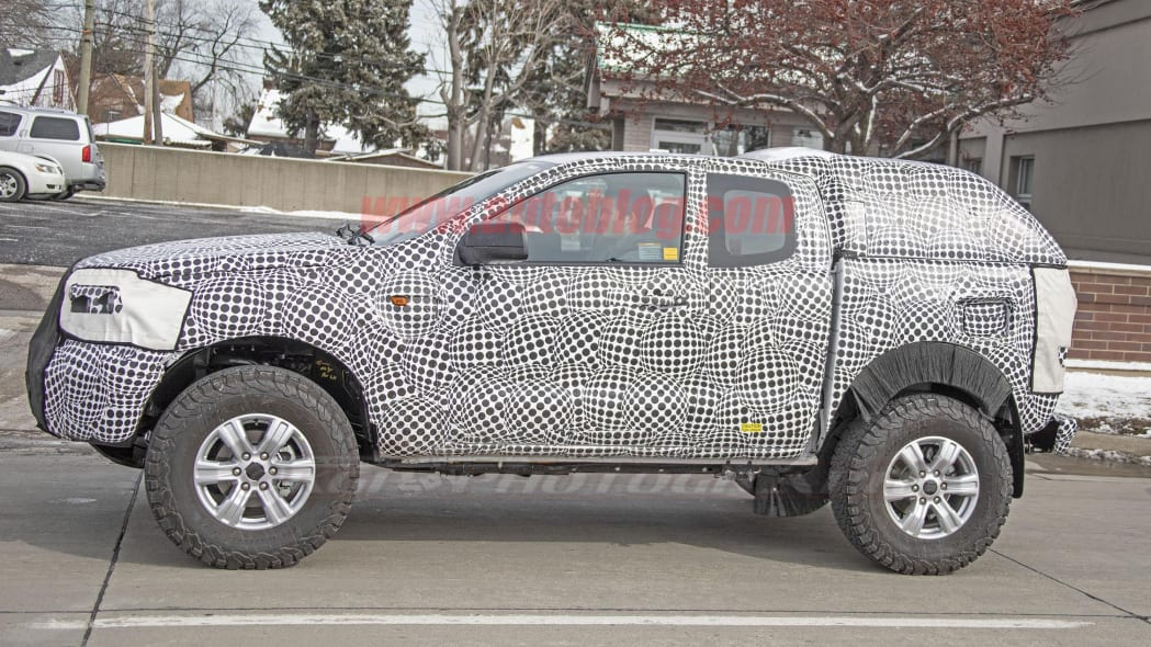 This could be the Ford Bronco