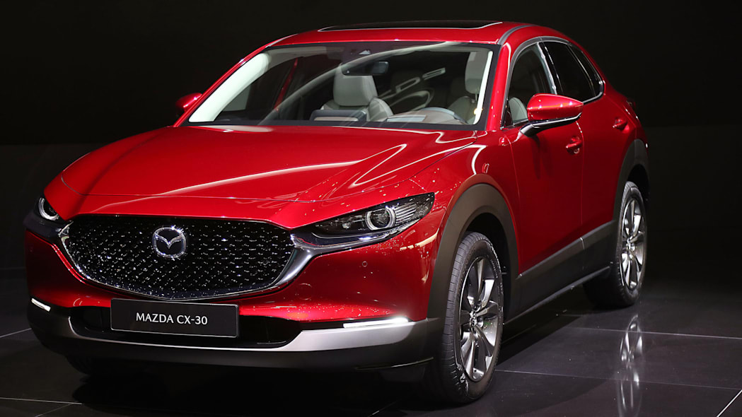 Mazda CX-30 crossover will have its U.S. debut at L.A. Auto Show