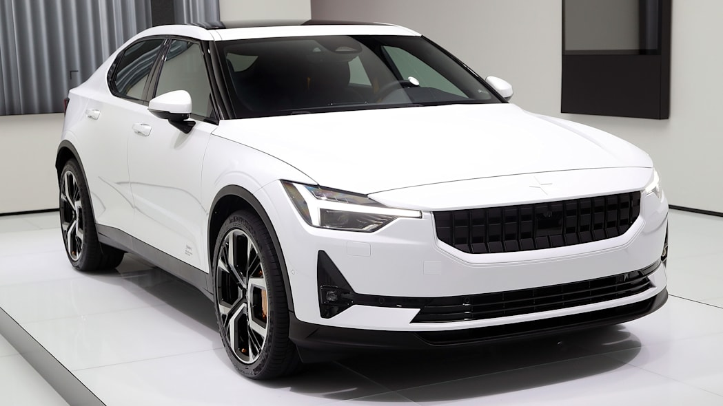 2020 Polestar 2 will have an optional performance package