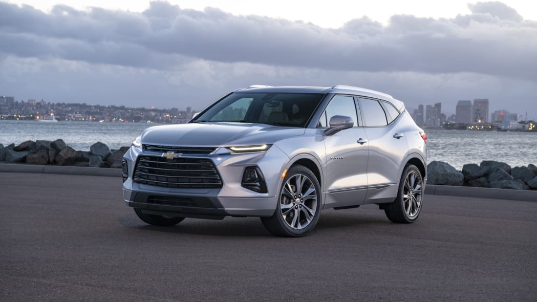 2019 Chevrolet Blazer Review and Buying Guide
