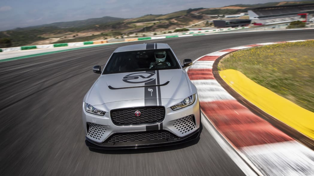 2019 Jaguar XE SV Project 8