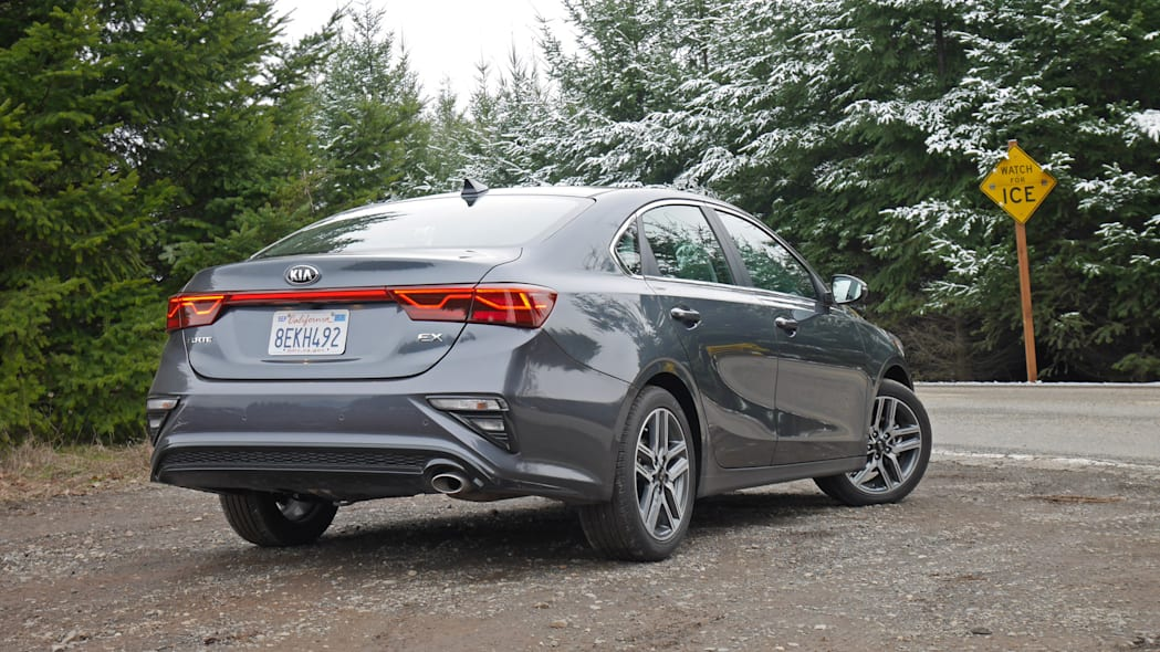 2019 Kia Forte Second Drive Review | The notes say it's a good choice