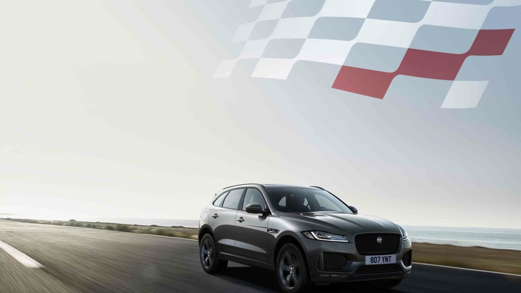 2020 Jaguar F-Pace 300 Sport and Checkered Flag Editions
