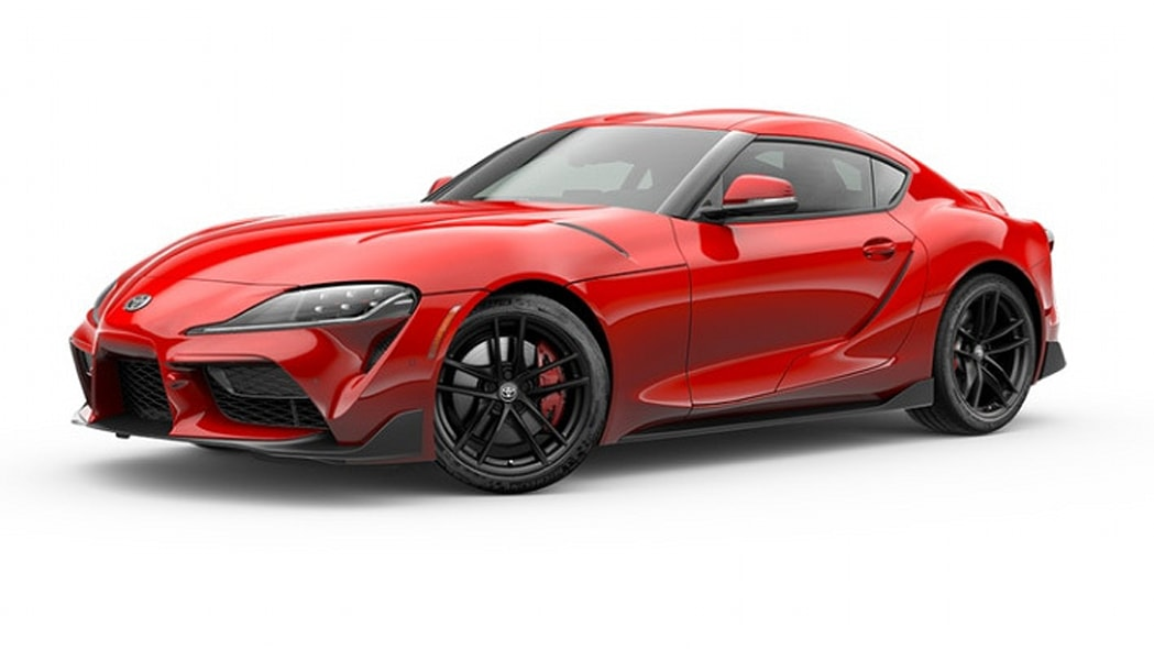 2020 Toyota Supra: Here's what it looks like in every color offered