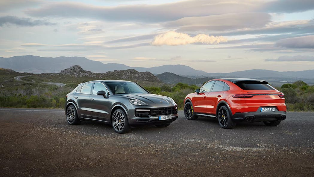 2020 Porsche Cayenne Coupe debuts with sporty looks but reduced utility