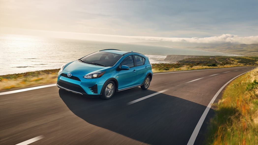2019 Toyota Prius C Drivers' Notes Review | Sunsetting the C
