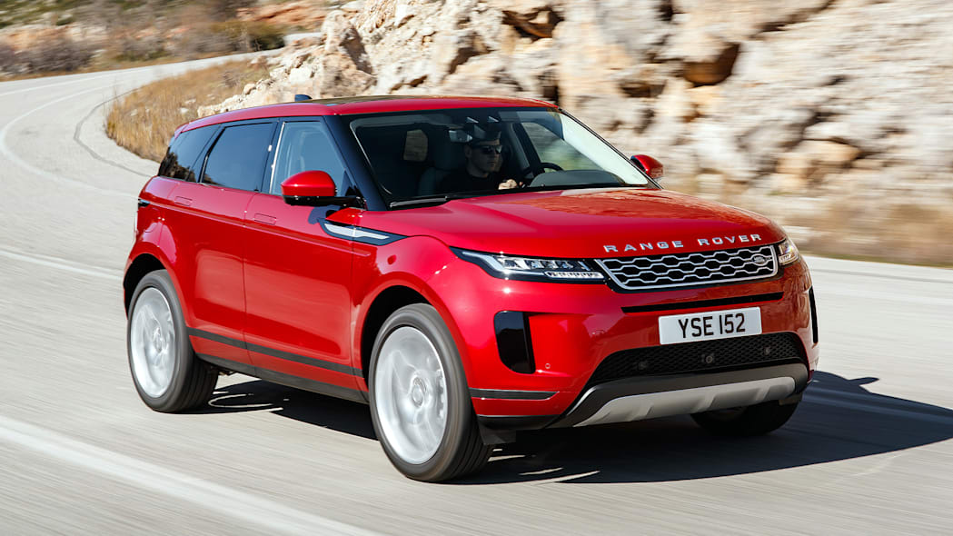 Jaguar-Land Rover rules out downsizing into new segments