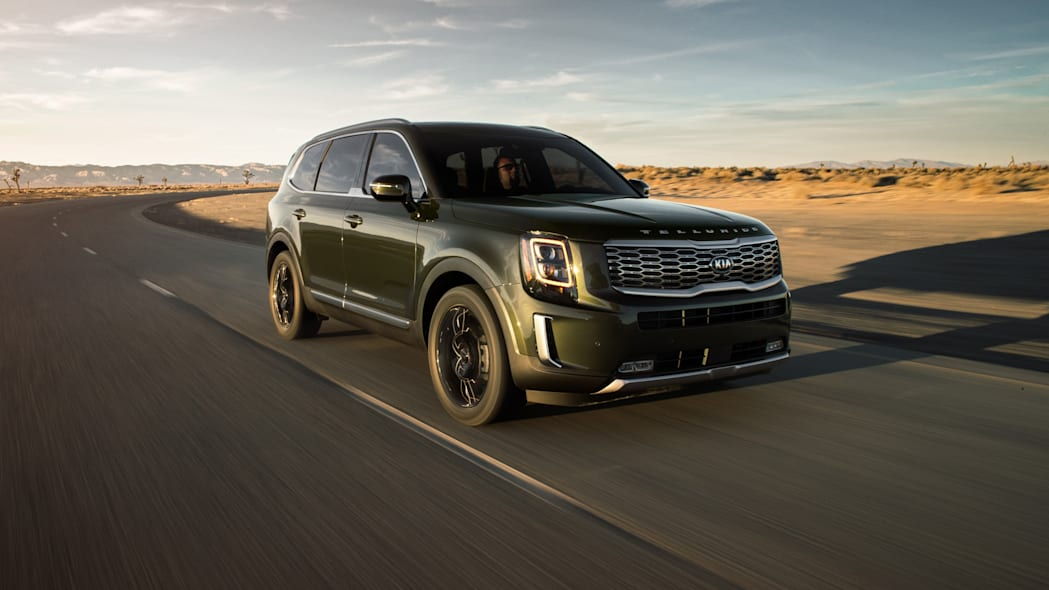 Kia reportedly plans to increase production of Telluride SUV