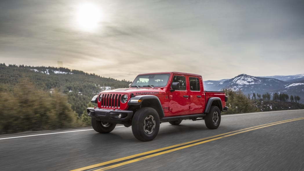 Dirt cheap: Jeep Gladiator lease offer is $143/month
