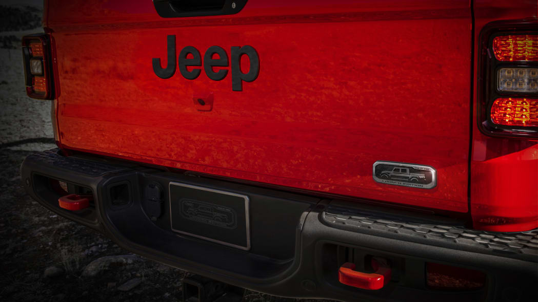 Jeep Gladiator Launch Edition