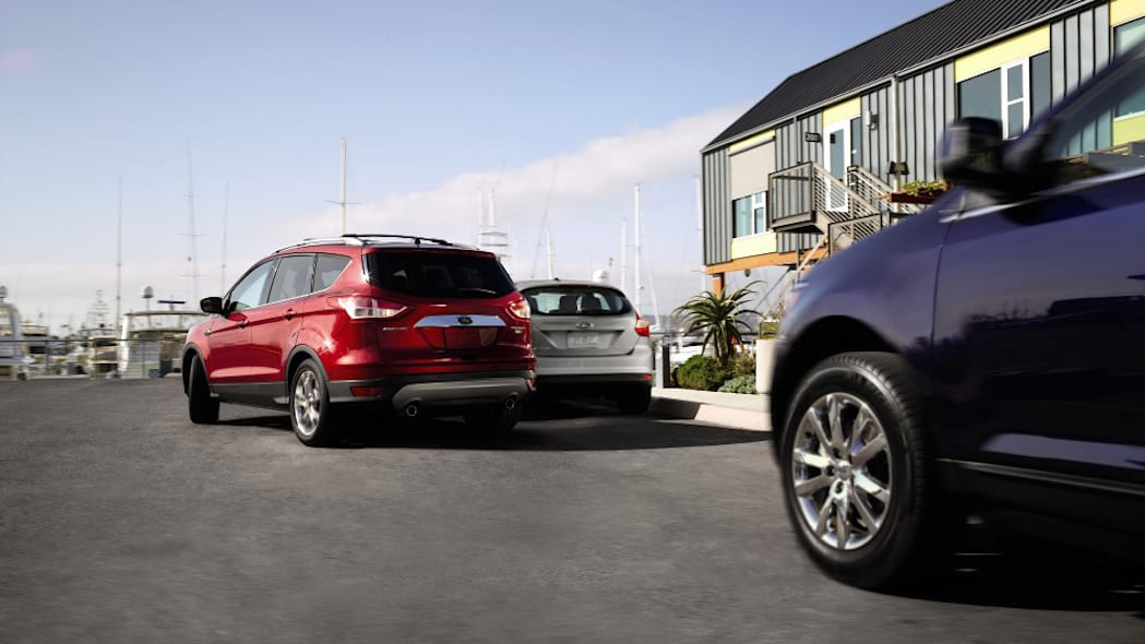 Ford Escape history