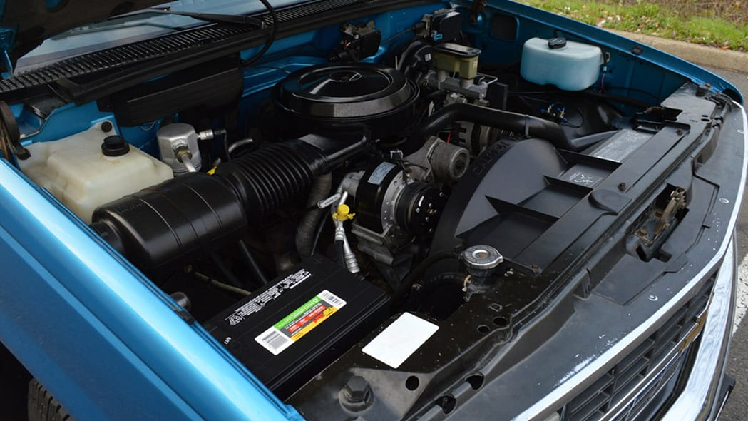 I Have A 1992 Chevrolet 1500 Z71 The Problem Is That The Manual Guide
