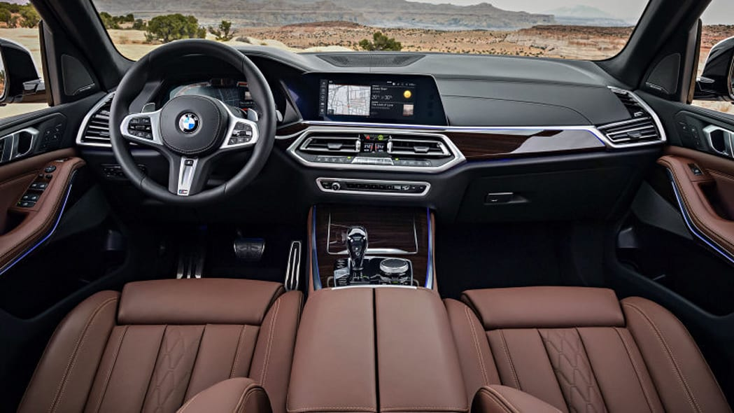 2019 BMW X5 completely redesigned with better looks, luxury, technology