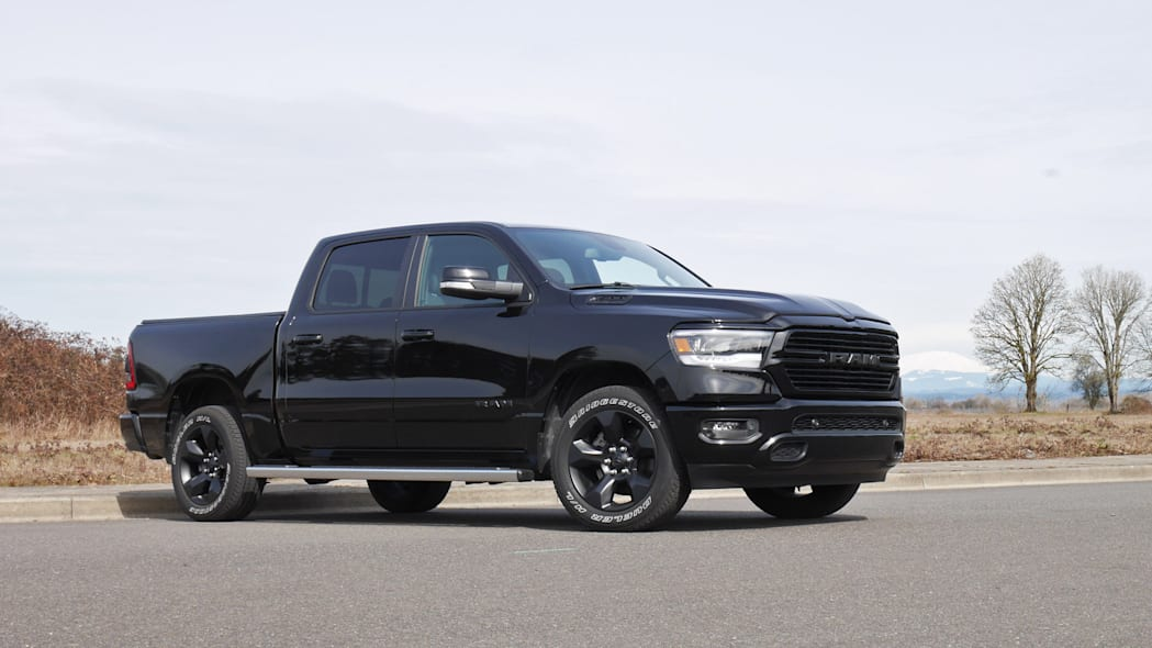 Ram 1500 EcoDiesel is coming soon, but a midsize Ram, not right now