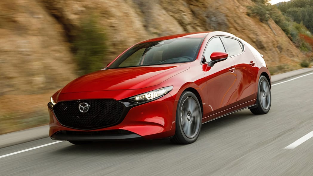 2020 Mazda3 Hatchback Drivers' Notes | Luxury with a manual