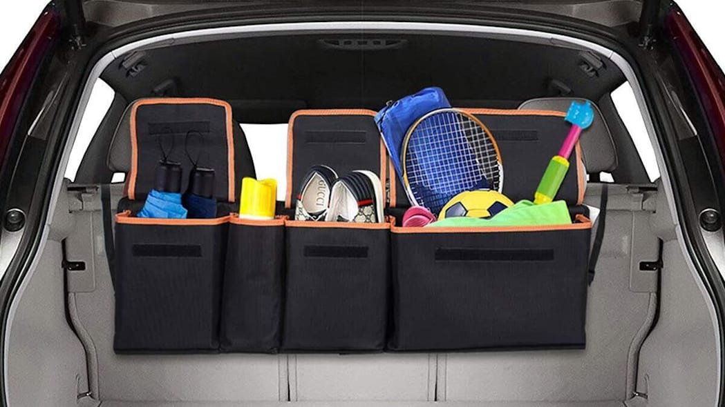 Siivton Backseat Trunk Organizer