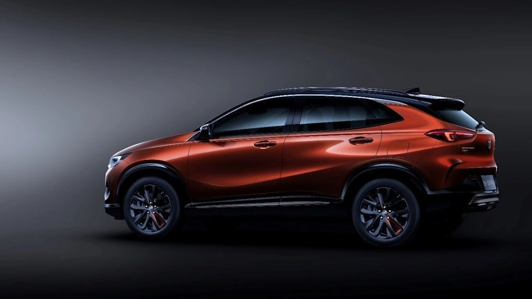 2020 Buick Encore for China