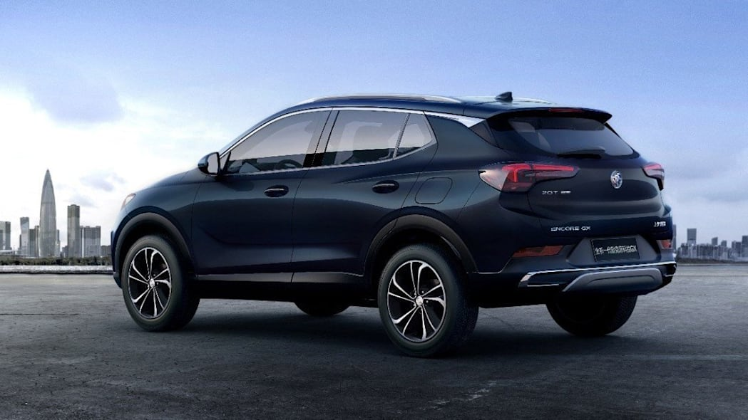 2020 Buick Encore GX for China