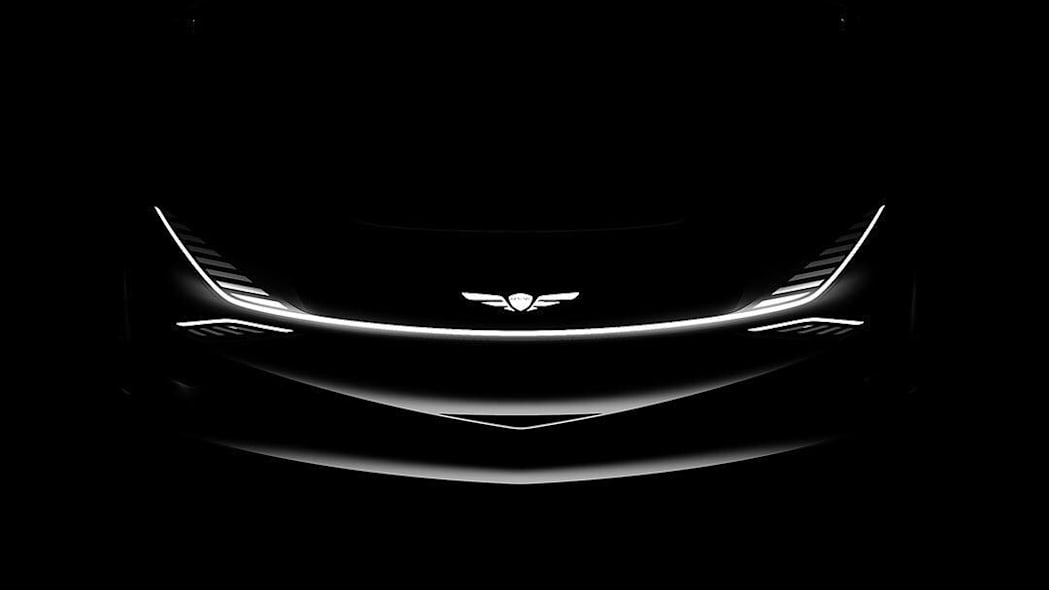 Genesis Teases 2019 NY Show Concept