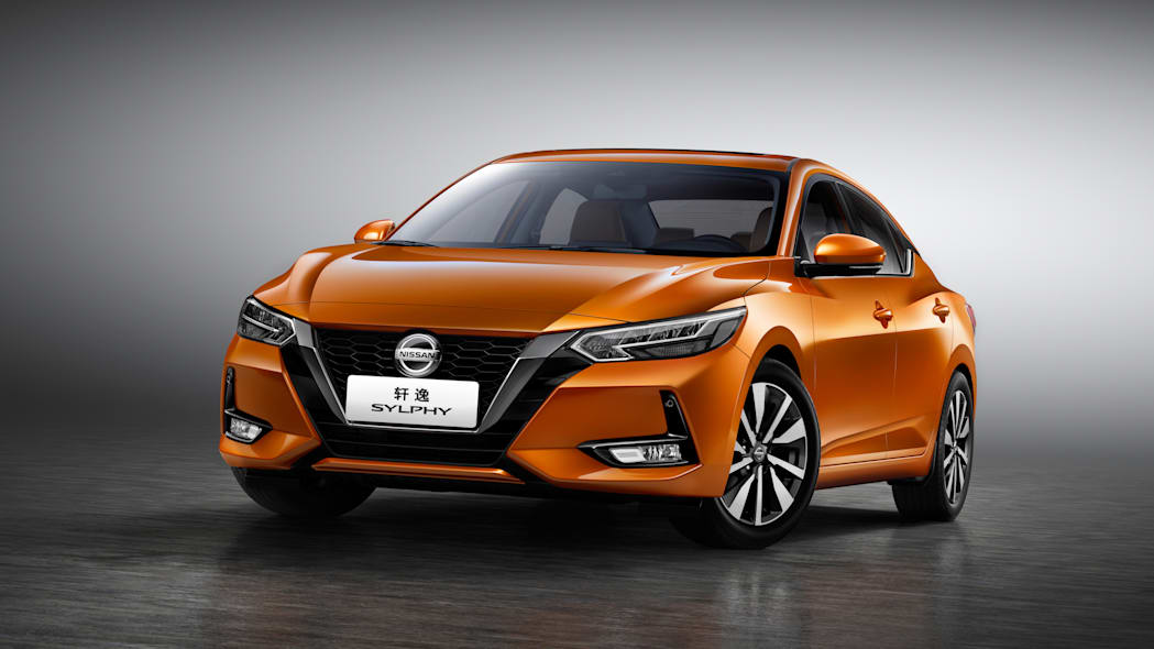 2020 Nissan Sylphy gives us a look of the new Sentra
