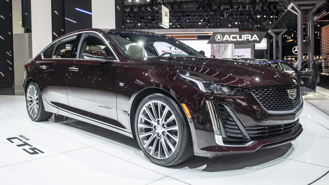 2020 Cadillac CT5 in New York: 7 questions with the chief engineer