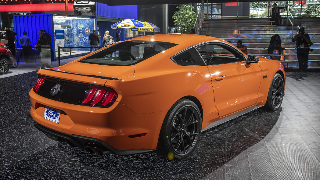 2020 Ford Mustang EcoBoost HPP