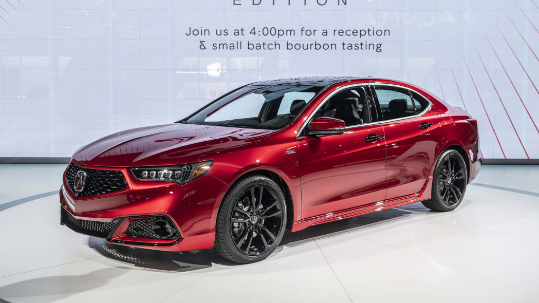 Acura prices hand-built TLX PMC Edition at $50,945