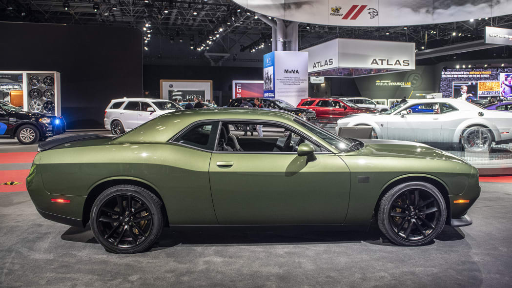 2019 Dodge Challenger Stars and Stripes Edition