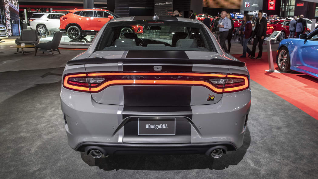 2019 Dodge Charger Stars and Stripes Edition