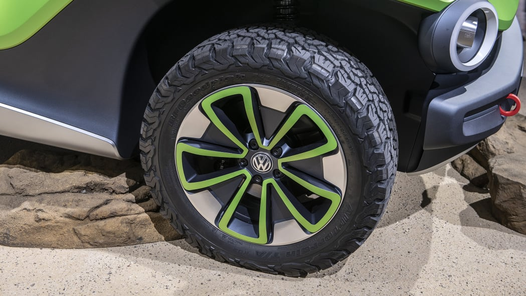 VW ID Buggy Concept