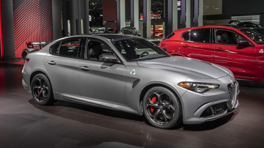Alfa Romeo scales back electrification offensive as it rethinks turn-around